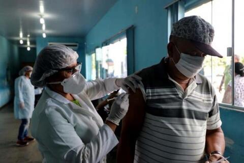 Moradores do Orgulho do Madeira serão vacinados na quinta-feira (9)
