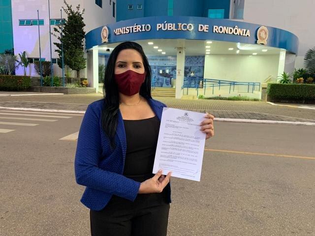 Após ofício da vereadora Cristiane Lopes, MP determina transparência da Prefeitura - Gente de Opinião