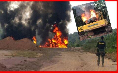 Fiscais do Ibama estão perdendo os superpoderes + Ônibus novos? Onde? + Só o Lagoa tem recursos para obras em Porto Velho
