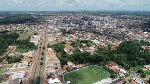 IBGE indica que Cacoal alcançou a posição de Capital Regional do Desenvolvimento