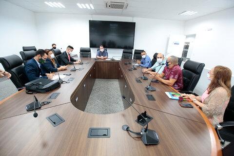 Pagamento de verba indenizatória aos servidores da saúde é discutido na Assembleia Legislativa de Rondônia