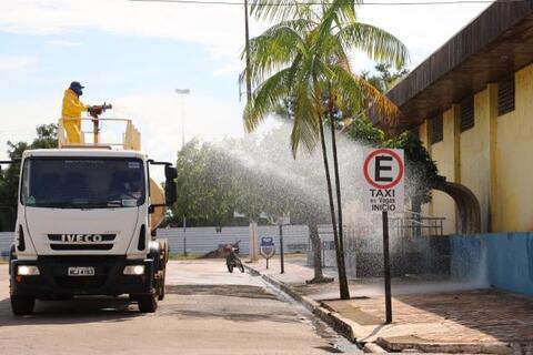 Prefeitura de Porto Velho investiu cerca de R$ 27 milhões no combate ao coronavírus