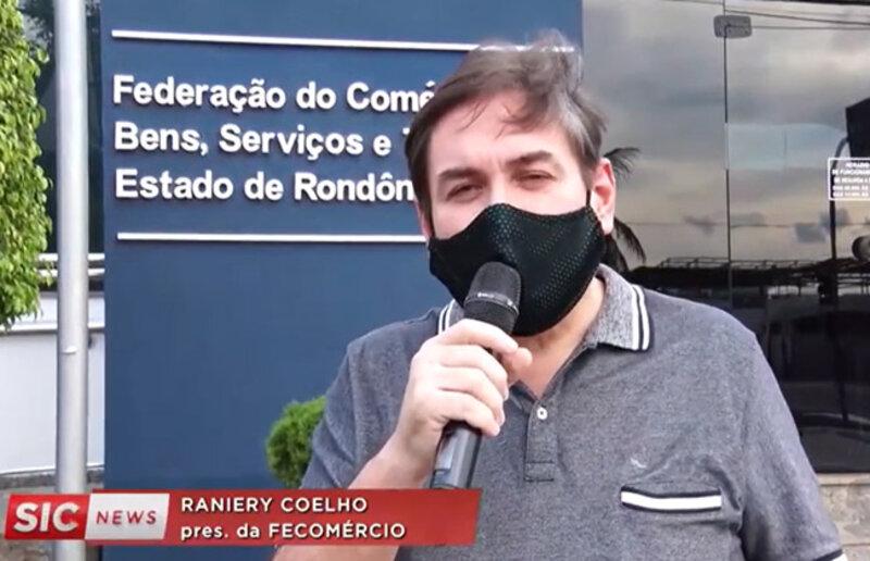Muita expectativa na reabertura do comércio em Porto Velho