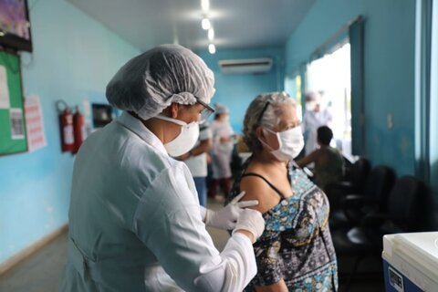 Vacinação contra o Sarampo em Porto Velho é prorrogada até 31 de agosto