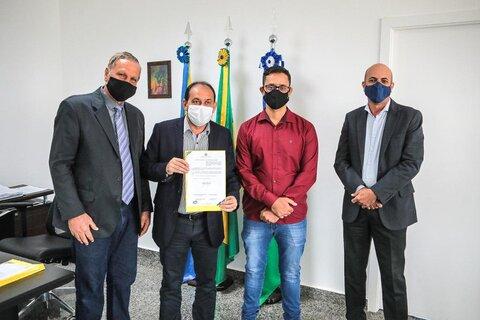Presidente Laerte Gomes promulga Decreto Legislativo coletivo em defesa dos servidores públicos de Rondônia