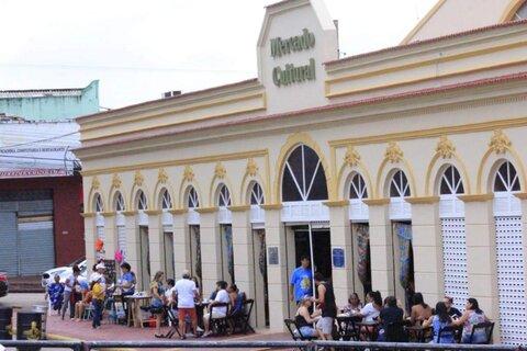 Lenha na Fogueira com Nonato do Cavaquinho e reabertura do Mercado Cultural