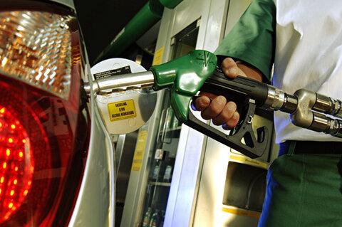 Variação no preço do combustível da cidade de Porto Velho em julho