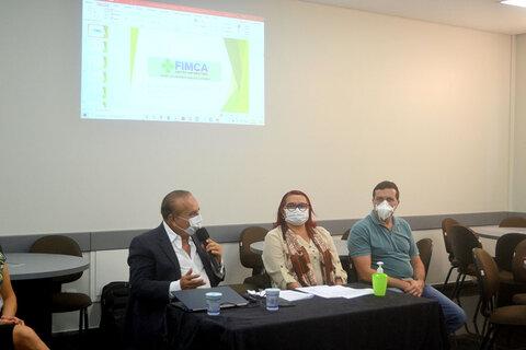 Fimca realiza aula Inaugural de Residência Médica de 2020