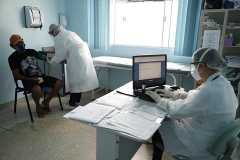 Usina Jirau doa mais uma remessa de equipamentos de proteção individual para Porto Velho e região