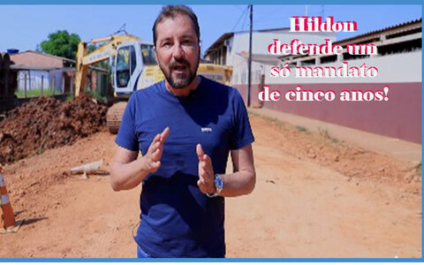 Hildon oficializa desistência + E agora, deputado Léo Moraes? + Pimentel na cabeça + Seis anos depois, a nossa ponte tem luz